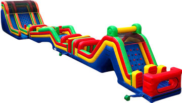 Obstacle Courses Inflatable Bounce House